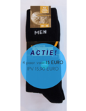 ACTIE! Footsie Men 2-Pack_