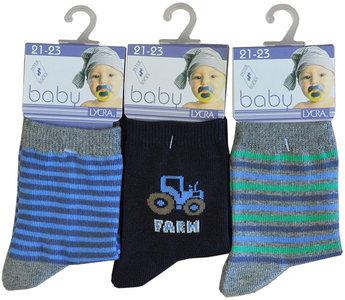 Boys Socks Construct