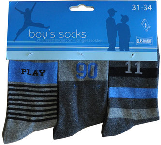 Boys Socks Play