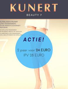 Kunert Stay-Up Beauty 7den